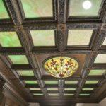 Кессонные потолки в интерьере 2