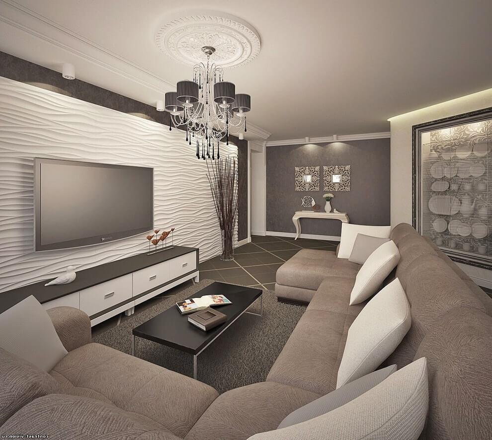 Фото гостиных комнат в квартире