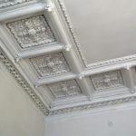 Дизайн кессонных потолков 3