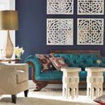 Марокканский стиль в интерьере - мебель