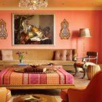 Марокканский стиль в интерьере - мебель фото