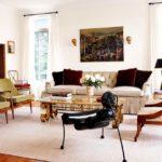 Стиль эклектика в интерьере - мебель 2
