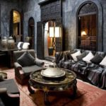 Мебель в марокканском стилеМебель в марокканском стиле