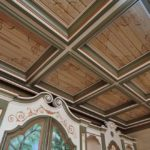 Дизайн кессонных потолков 6