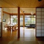 Японский стиль в интерьере - оформление пола