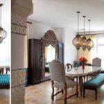 Марокканский стиль в интерьере - освещение