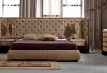 Идеи дизайна изголовья кровати фото