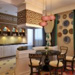 Дизайн кухни в арабском стиле фото