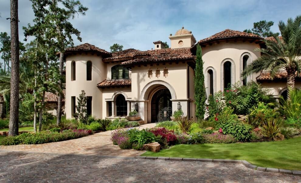 Итальянский стиль в архитектуре