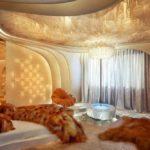 Спальная в стиле футуризм фото