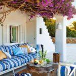 Терасса в средиземноморском стиле