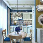 Средиземноморский стиль в интерьере - декор