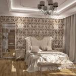 Креативный дизайн изголовья кровати фото