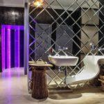 Дизайн ванной комнаты в футуристическом стиле