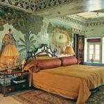 Дизайн спальной комнаты в индийском стиле