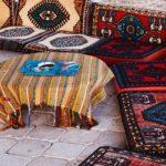 Арабский стиль в интерьере - мебель