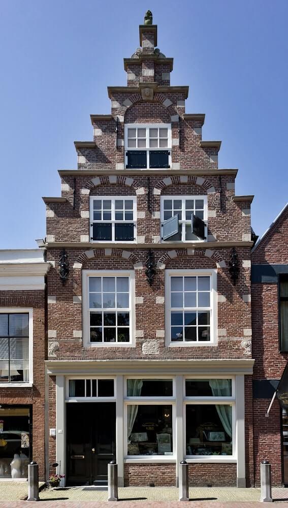 Особенности голландского архитектурного стиля