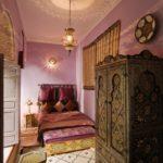 Дизайн интерьера в арабском стиле - мебель