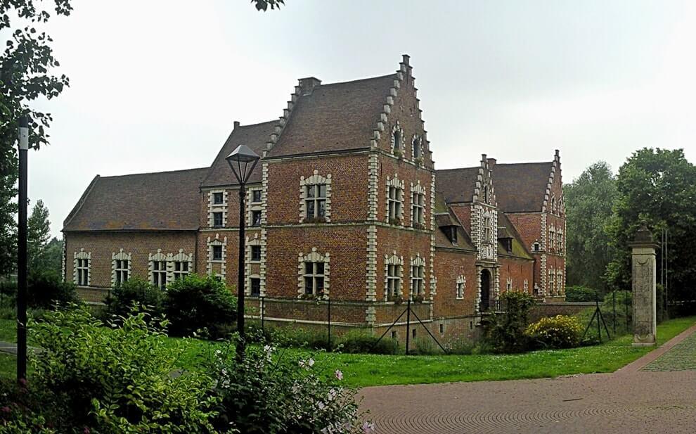 Строительные материалы в голландской архитектуре