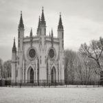 Стиль готика в архитектуре фото