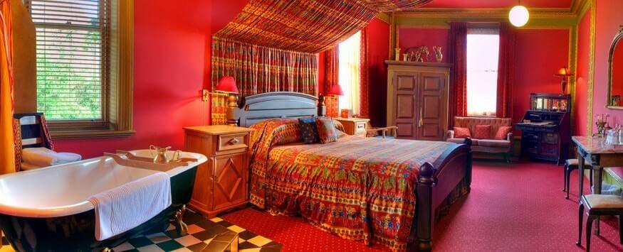 Комната в индийском стиле