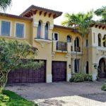 Дом в итальянском архитектурном стиле