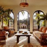 Патио в колониальном стиле фото