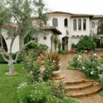 Дом в итальянском архитектурном стиле фото
