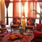 Дизайн гостиной в индийском стиле