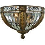 Светильник в античном стиле