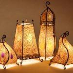 Светильники в марокканском стиле