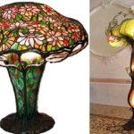 Лампа и торшер в стиле модерн