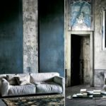 Мебель в гранж-интерьере