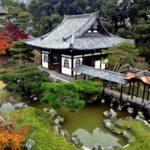 Японский стиль в частной архитектуре