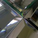 Зеркала с фацетом в интерьере