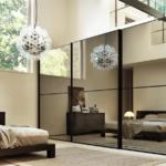 Зеркала в спальной