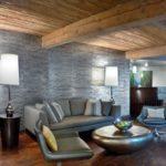 Стиль гранж в интерьере - мебель
