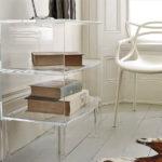 Мебель из пластика в интерьере - фото