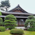 Частный дом в японском стиле