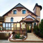 Дом в стиле модерн фото