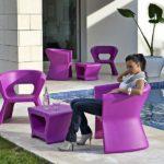 Садовая мебель из ПВХ