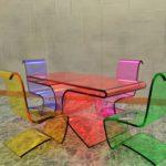 Мебель из поликарбоната