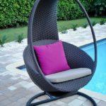 Кресло из искусственного ротанга (ПВХ)