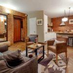 Интерьер квартиры в стиле гранж