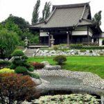Частный дом в японском стиле фото