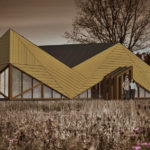 Проект дома в стиле деконструктивизм