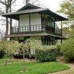 Загородный дом в японском стиле
