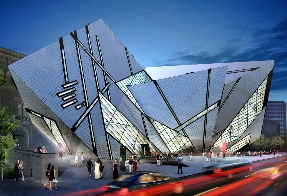 Архитектура деконструктивизма