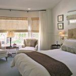 Стиль лаунж в интерьере спальни - фото
