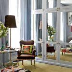 Зеркальные мебельные фасады